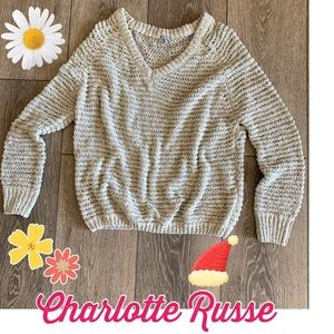 Charlotte Russe: very warm and cute sweater